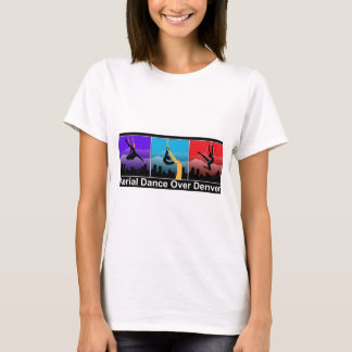 Aerial Dance Over Denver T-Shirt