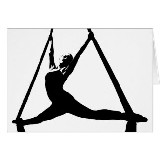 Aerial Dance, Splits Card
