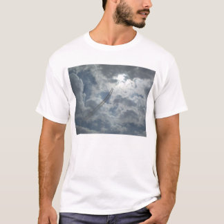 Aerial  Display over the River Mersey, Liverool UK T-Shirt