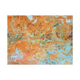 Aerial Gallery Wrap Canvas