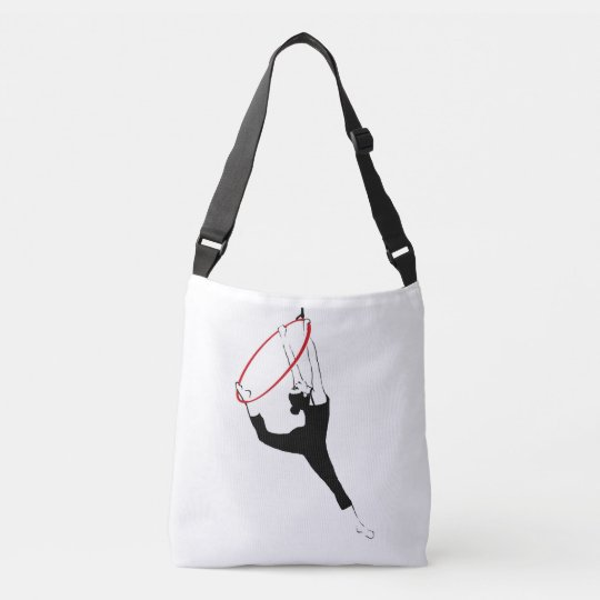 Aerial Hoop Cross Body Bag / Studio Bag