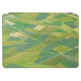 Aerial Of Farmlands In Ethiopia iPad Air Cover