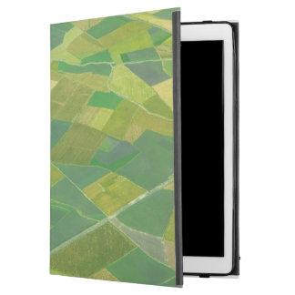 """Aerial Of Farmlands In Ethiopia iPad Pro 12.9"""" Case"""