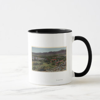 Aerial of O'Donnell Golf Course Mug