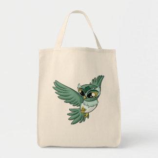 Aerial Owl! Tote Bag