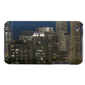Aerial panoramic view of buildings in Chicago's iPod Touch Case