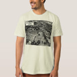 Aerial Photograph of Missiles in Cuba 1962 Tee Shirt