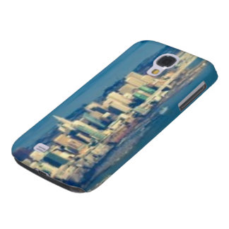 Aerial photograph of the San Francisco Bay Galaxy S4 Case