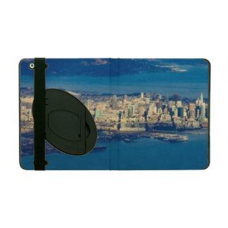 Aerial photograph of the San Francisco Bay iPad Case