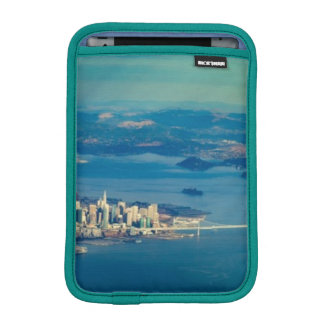 Aerial photograph of the San Francisco Bay iPad Mini Sleeve