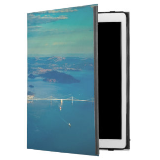 "Aerial photograph of the San Francisco Bay iPad Pro 12.9"" Case"