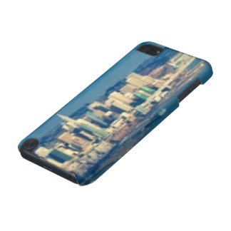 Aerial photograph of the San Francisco Bay iPod Touch 5G Covers