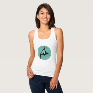 Aerial Silhouette Tank Top