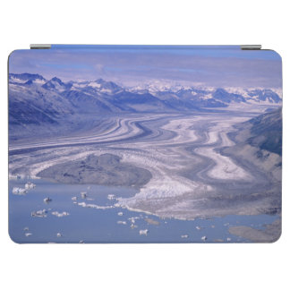 Aerial view Lowell Glacier, Kluane National iPad Air Cover