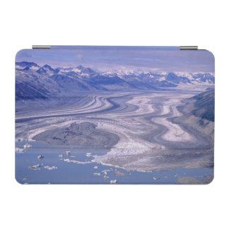Aerial view Lowell Glacier, Kluane National iPad Mini Cover