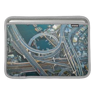 Aerial View MacBook Sleeve