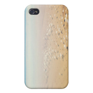 Aerial view of a desert iPhone 4/4S cover
