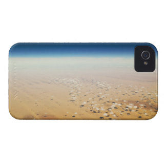 Aerial view of a desert iPhone 4 Case-Mate case