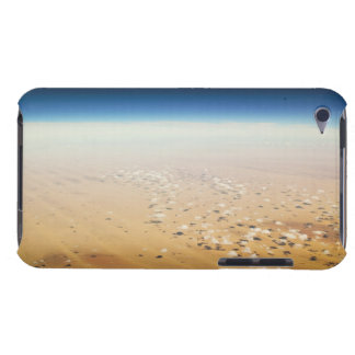 Aerial view of a desert iPod touch covers