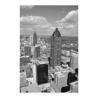 Aerial View of Atlanta, Georgia Photo Print