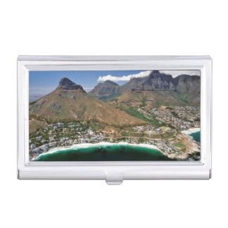 Aerial View Of Atlantic Seaboard Showing Clifton Business Card Holder
