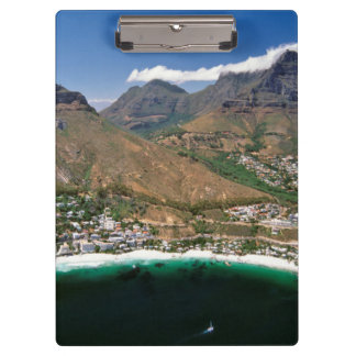 Aerial View Of Atlantic Seaboard Showing Clifton Clipboard
