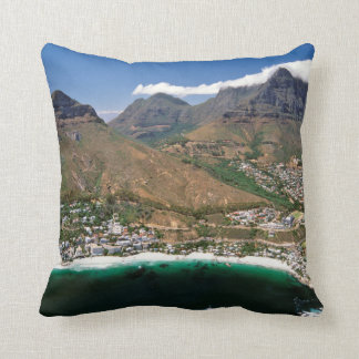 Aerial View Of Atlantic Seaboard Showing Clifton Cushion