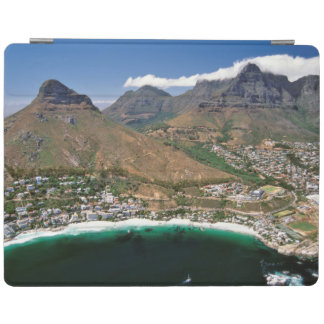 Aerial View Of Atlantic Seaboard Showing Clifton iPad Cover