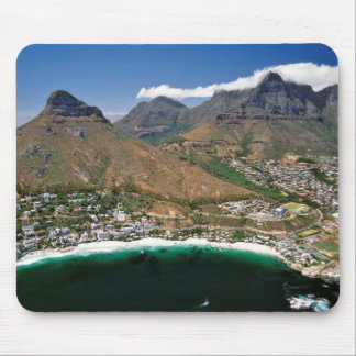 Aerial View Of Atlantic Seaboard Showing Clifton Mouse Mat