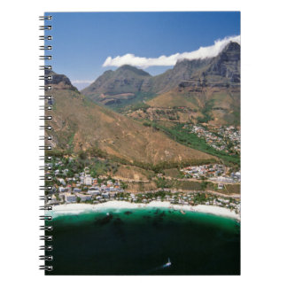 Aerial View Of Atlantic Seaboard Showing Clifton Notebooks