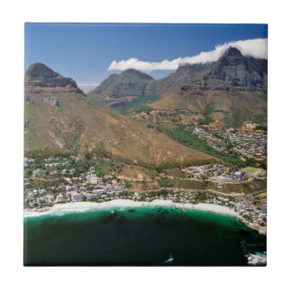 Aerial View Of Atlantic Seaboard Showing Clifton Tile