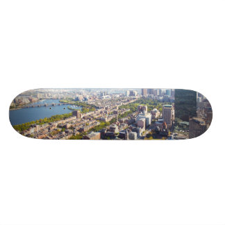 Aerial view of Boston 19.7 Cm Skateboard Deck
