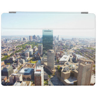 Aerial view of Boston 2 iPad Cover