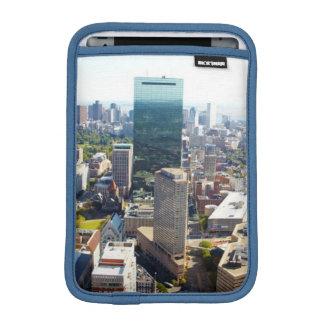 Aerial view of Boston 2 iPad Mini Sleeve