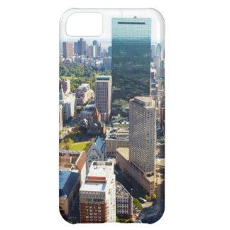 Aerial view of Boston 2 iPhone 5C Case