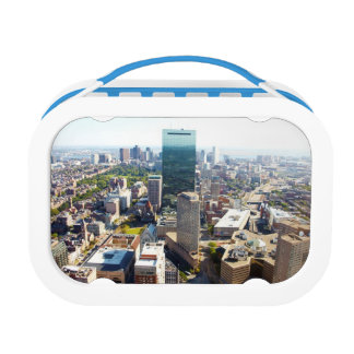 Aerial view of Boston 2 Lunch Box