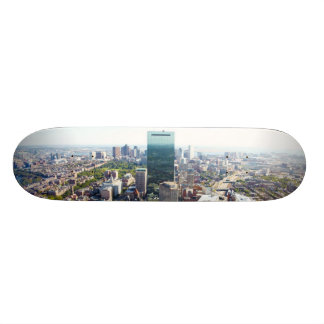 Aerial view of Boston 2 Skate Board Deck