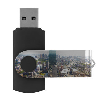 Aerial view of Boston 2 USB Flash Drive