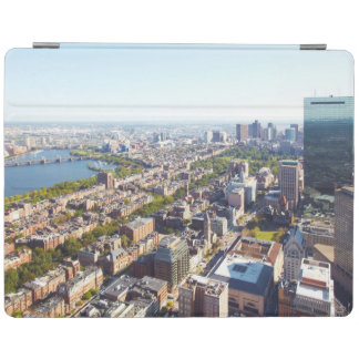 Aerial view of Boston iPad Cover