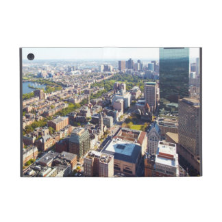 Aerial view of Boston iPad Mini Case