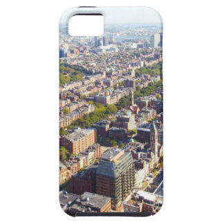 Aerial view of Boston iPhone 5 Cases