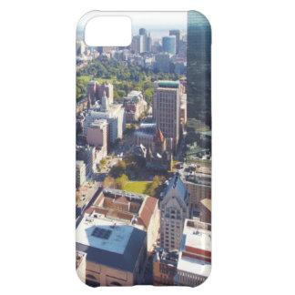 Aerial view of Boston iPhone 5C Case