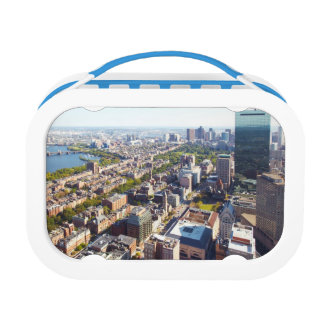 Aerial view of Boston Lunch Box
