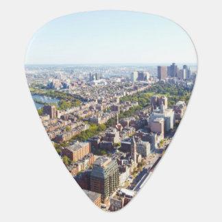 Aerial view of Boston Plectrum