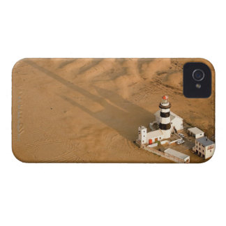 Aerial view of Cape Recife Lighthouse, Nelson iPhone 4 Case