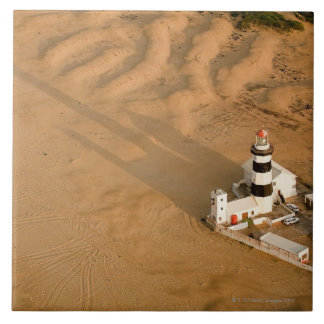Aerial view of Cape Recife Lighthouse, Nelson Tile