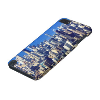 Aerial view of Chicago Downtown with Lake iPod Touch 5G Covers