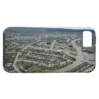 Aerial view of cityscape of Newfoundland, Canada iPhone 5 Cover