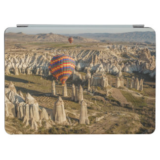 Aerial View Of Hot Air Balloons, Cappadocia 2 iPad Air Cover