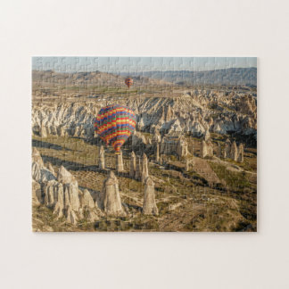Aerial View Of Hot Air Balloons, Cappadocia 2 Jigsaw Puzzle